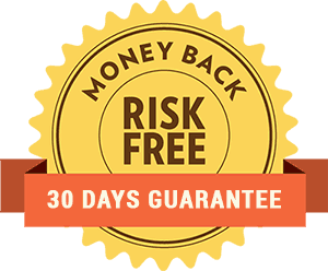 Our Money Back Guarantee